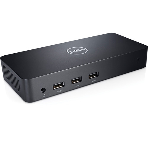 Dell USB 3.0 Triple Display Universal Dock