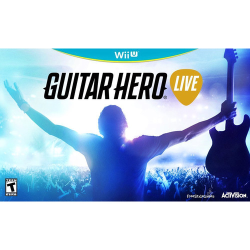 Guitar Hero Live for Wii U Game