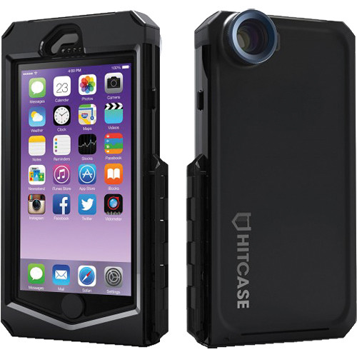 finest selection 611c5 db598 HITCASE PRO Waterproof Photo Case for iPhone 6/6s