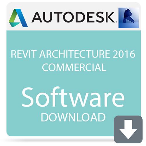 Autodesk Revit Architecture 2016 Commercial Standalone (Download)