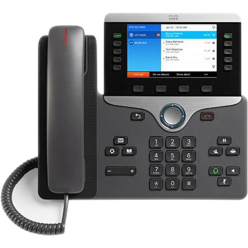 ac42e5f51c4f80 Cisco IP Phone 8841 CP-8841-K9 B&H Photo Video