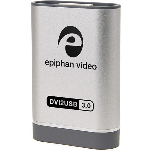 EPIPHAN DVI2USB DRIVER FOR WINDOWS 10