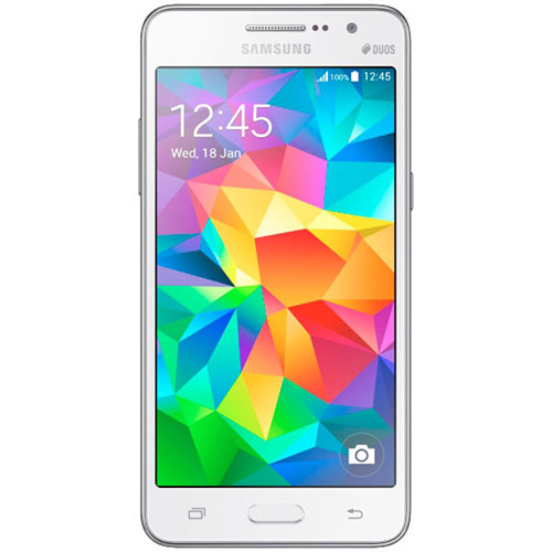 Samsung Galaxy Grand Prime SM-G531H/DL 8GB Smartphone (Region Specific  Unlocked, White)