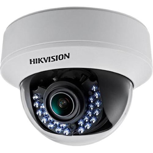 Hikvision (DS-2CE56D5T-AVFIR) TurboHD Series 2.1MP HD-TVI Dome Camera (White)