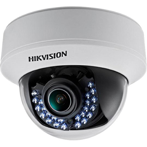 Hikvision (DS-2CE56C5T-AVFIR) TurboHD Series 1.3MP HD-TVI Dome Camera with Night Vision