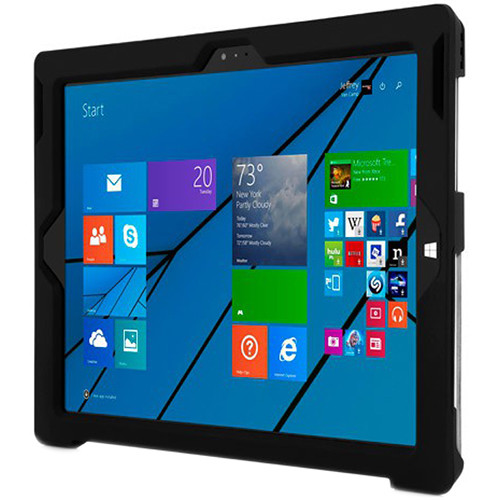 low priced ae77e a1e7a Incipio Feather Advance Ultra Thin Snap-On Case for Microsoft Surface Pro 3  (Black)