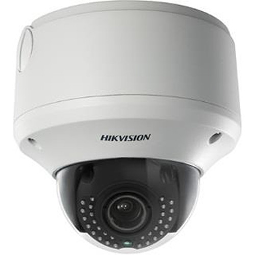 Hikvision (DS-2CD4324FWD-IZHS) DS-2CD4324FWD-IZHS 2MP WDR IR Outdoor Network Dome Camera with 2.8-12mm Motorized Varifocal Lens, Heater, & Audio I/O
