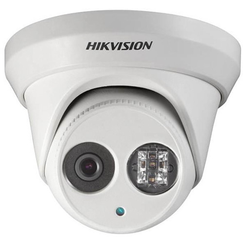 Hikvision (DS-2CD2342WD-I-4MM) 4MP Indoor/Outdoor EXIR Turret Network Camera with 4mm Lens
