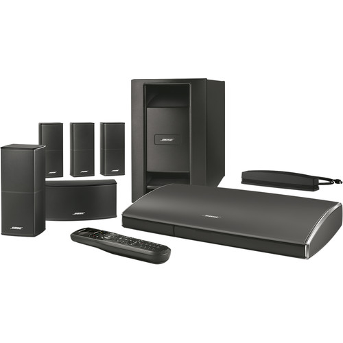 Bose Lifestyle SoundTouch 525 5.1-Ch Home Theater