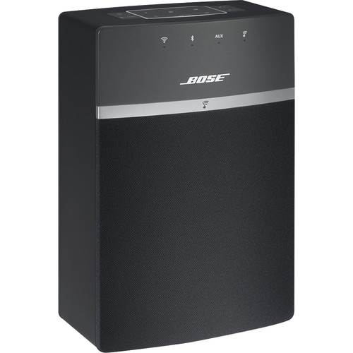 Bose (731396-1100) SoundTouch 10 Wireless Music System (Black)