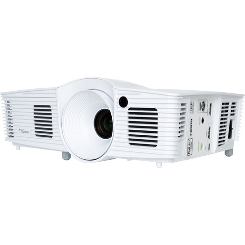 Optoma HD28DSE 3000-Lumens DLP Home Theater Projector