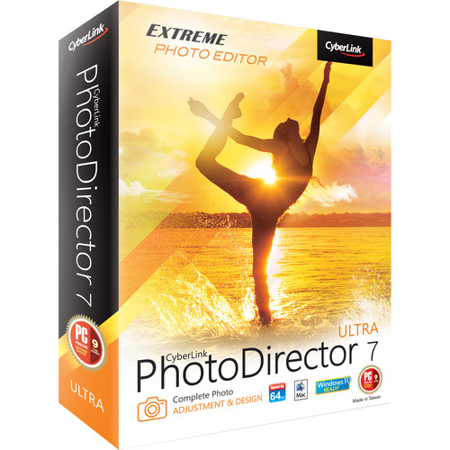 PhotoDirector 7 Ultra Software