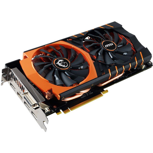 MSI GeForce GTX 980TI 6GB Video Card