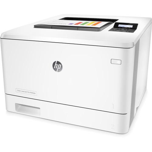 Hp LaserJet Pro M452dn Color Laser Printer