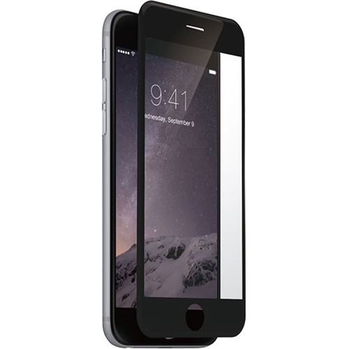 new style a2807 c44e1 Just Mobile AutoHeal Screen Protector for iPhone 6 Plus/6s Plus (Black)