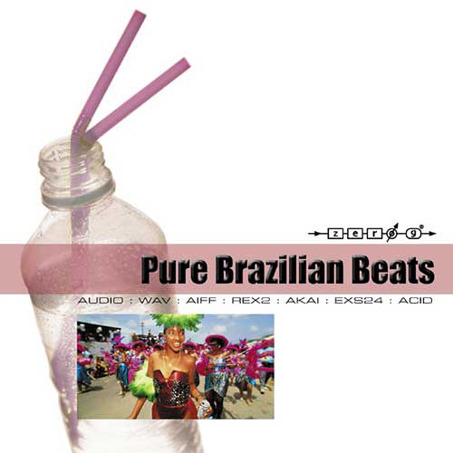 Zero-G Pure Brazilian Beats Sample Library (Electronic Download)