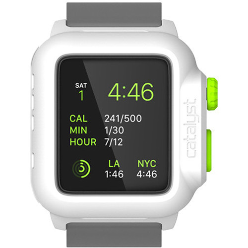 promo code 52347 95a99 Catalyst Waterproof Case for 42mm Apple Watch Original & Series 1 (Green  Pop)