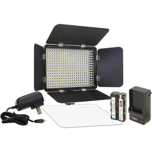 Vidpro LED-330X LED Video Light Kit