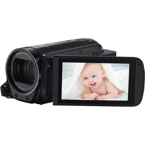 Refurb Canon Full HD 1080p Camcorder (Black)