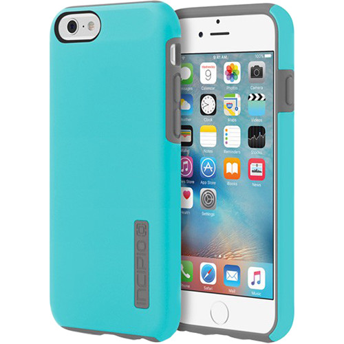 super popular 6778c f2aac Incipio DualPro Case for iPhone 6/6s (Light Blue/Cool Gray)