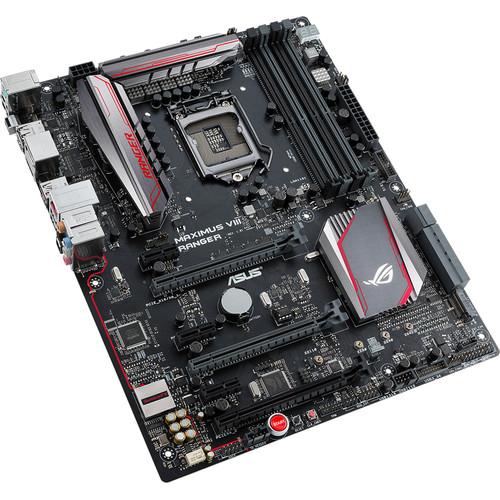 ASUS ROG MAXIMUS VIII RANGER LGA 1151 ATX Intel Motherboard