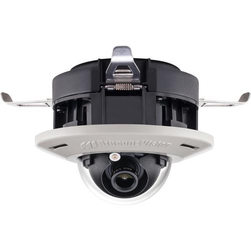 Arecont Vision (AV3555DN-F) MicroDome G2 Series 3MP Network Dome Camera (Flush Mount)