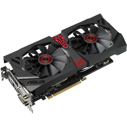 ASUS Radeon R9 4GB GDDR5 Video Card