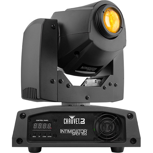 Chauvet DJ Intimidator Spot 155 Bright, Compact, Lightweight LED Moving Head