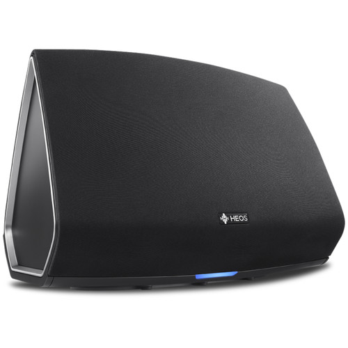 Denon (HEOS5HS2BK) HEOS 5 Wireless Speaker System (Series 2, Black)