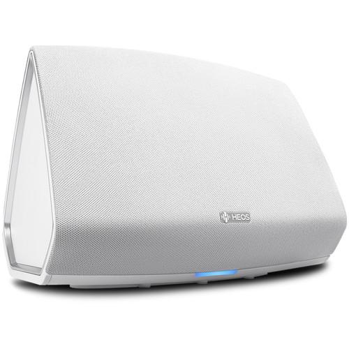 Denon (HEOS5HS2WT) HEOS 5 Wireless Speaker System (Series 2, White)