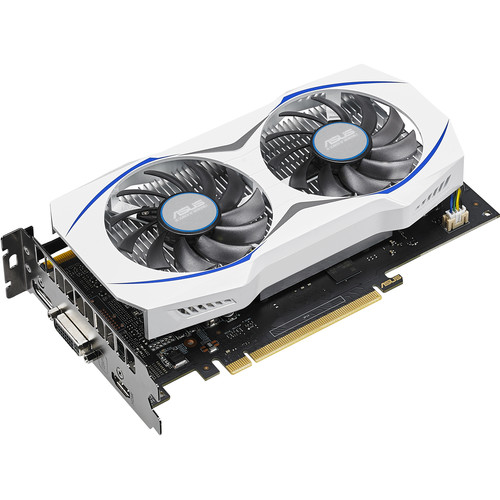 ASUS GeForce 2GB Mini Graphics Card