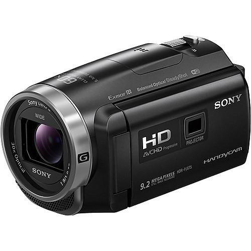 sony handycam internal memory