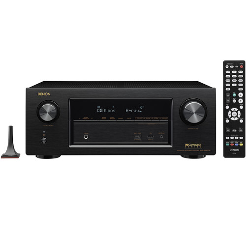 Denon AVR-X2300W 7.2 Ch. 4K Ultra HD A/V Receiver + $100 GC
