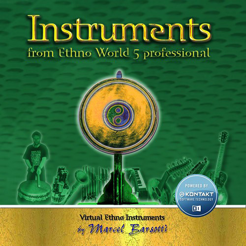 Best Service Instruments from Ethno World 5 Professional - 72362