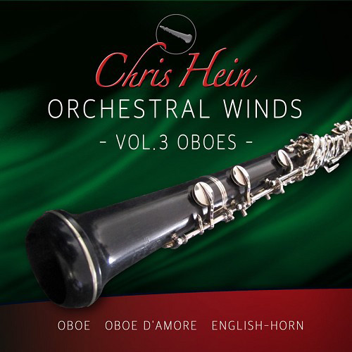 Best Service Chris Hein Orchestral Woodwinds Volume 3 - Oboes (Virtual  Instrument, Download)