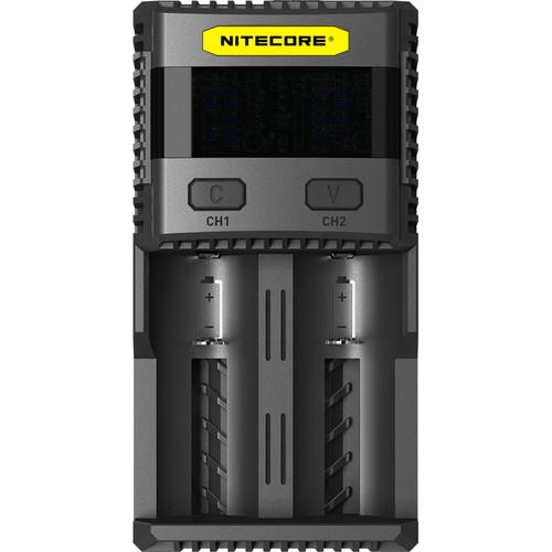 Nitecore SC2 3A Battery Charger