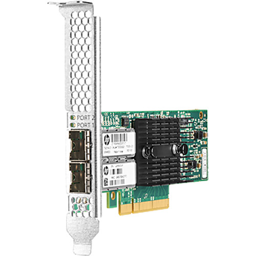HP 546SFP+ Dual-Port 10Gb Ethernet Server Adapter