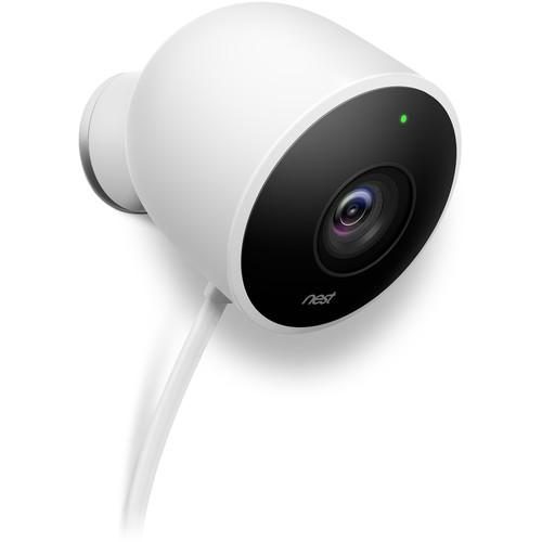 Nest (NC2100ES) Cam Outdoor Security Camera