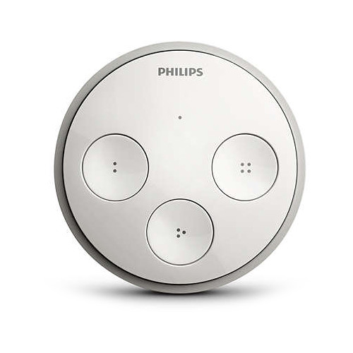 White hue Tap Remote Switch Philips