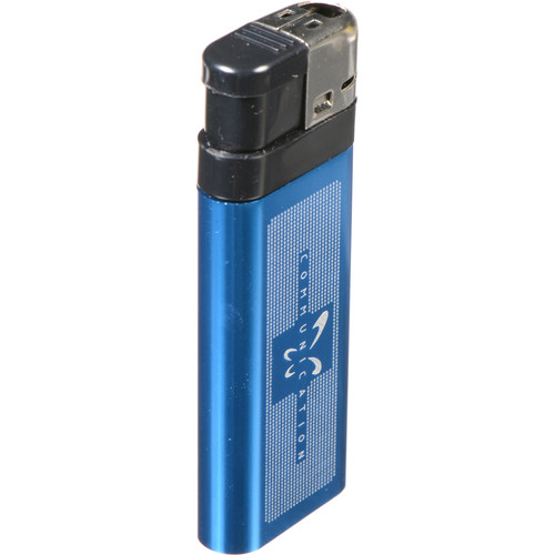 Avangard Optics (AW-Q8) AW-Q8 Lighter with Covert Camera (Blue)