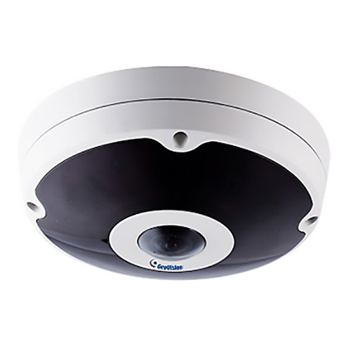 GEOVISION (120-FER12203-000) GV-FER12203 12MP Outdoor Network Fisheye Camera with Night Vision