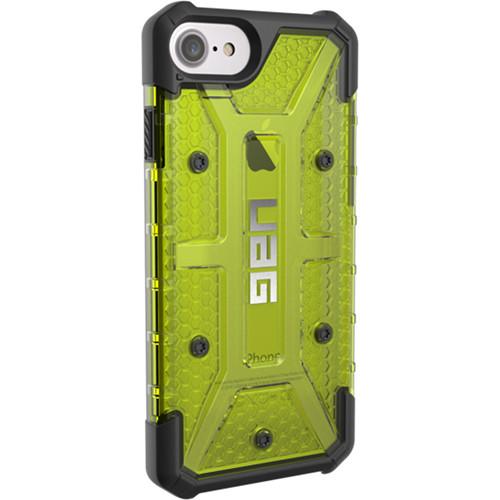 buy popular 1fd8e 7822f Urban Armor Gear Plasma Case for iPhone 6/6s/7/8 (Citron)