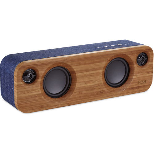 House of Marley (EM-JA013-DN) Get Together Mini Bluetooth Speaker (Denim)