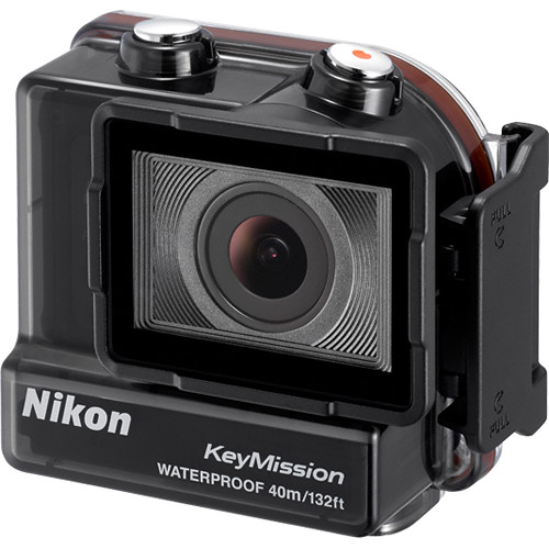 release date: 100% authentic hot sale online Nikon Waterproof Case for KeyMission 170 Action Camera
