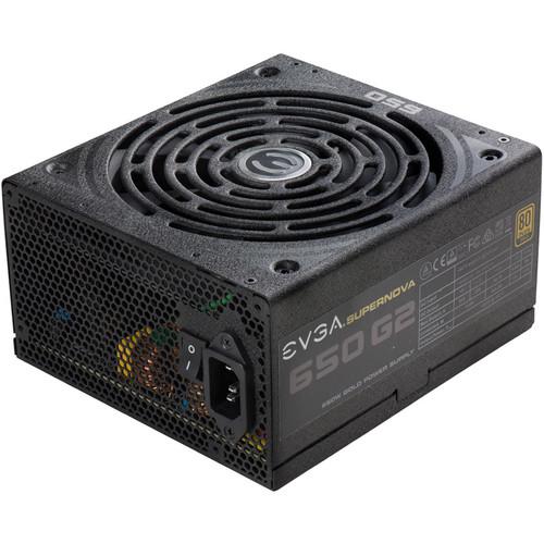 EVGA SuperNOVA G2 650W ATX12V Power Supply