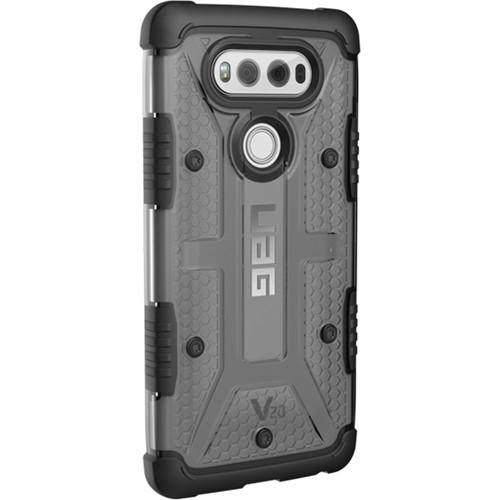 new product 121f2 a2697 Urban Armor Gear Plasma Case for LG V20 (Ash)