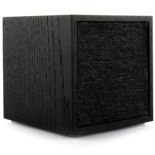 Tivoli (CUBBLK) CUBE Bluetooth Wireless Speaker (Black Ash/Black)