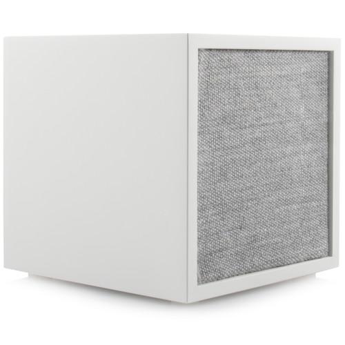 Tivoli (CUBWHT) CUBE Bluetooth Wireless Speaker (White/Gray)