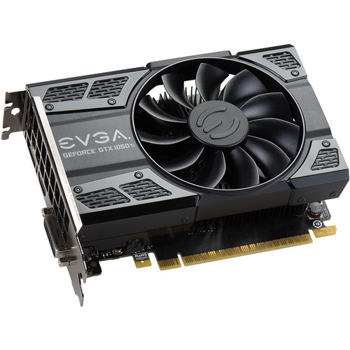 EVGA GeForce GTX 1050 Ti Gaming 4GB DDR5 Graphics Card