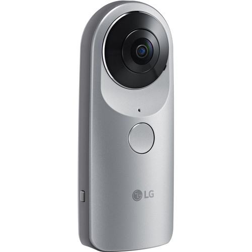 LG 360 CAM Spherical Camera         LGR105.ATMOTS